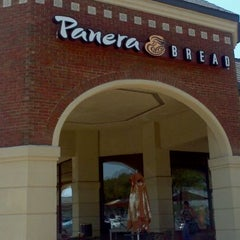 Photo taken at Panera Bread by Michael H. on 8/27/2011