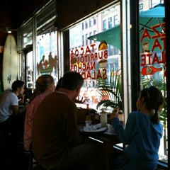 Photo taken at Pinche Taqueria by Otie F. on 11/26/2011