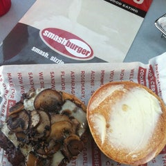 Photo taken at Smashburger by CindyGayle F. on 4/2/2012