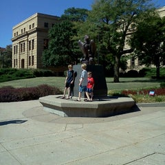 Photo taken at Strong Hall by Mya M. on 9/4/2011