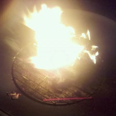 Photo taken at The Fireplace by Brandon C. on 9/18/2011