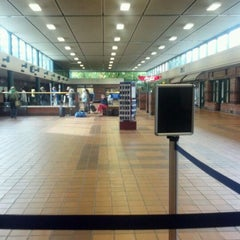 Photo taken at Greyhound Bus Lines by Beth H. on 9/16/2011