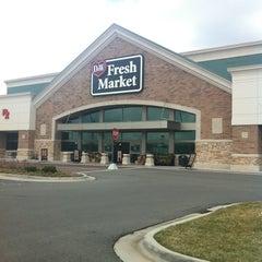Photo taken at D&W Fresh Market by Bryan N. on 4/17/2011