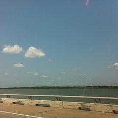Photo taken at Lake Lavon by Tasha on 8/17/2012