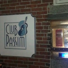 Photo taken at Club Passim by DMAC on 11/29/2011