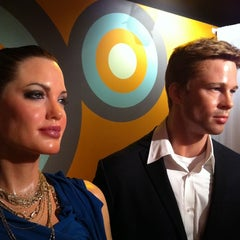 Photo taken at Madame Tussauds by Christine B. on 8/17/2011
