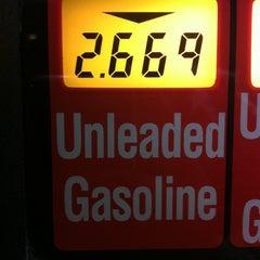 Photo taken at Safeway Gas by Bernard E. on 12/14/2011