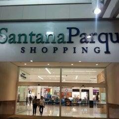 Photo taken at Santana Parque Shopping by Rafael F. on 9/6/2011