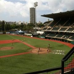 Photo taken at Les Murakami Stadium by B.J. R. on 3/10/2012