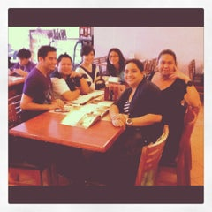 Photo taken at Max's Restaurant by cath c. on 8/10/2012