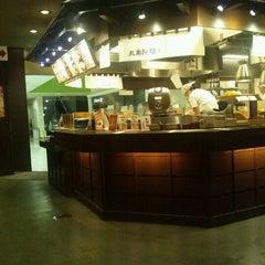 Photo taken at 丸亀製麺 仙台東口店 by Satoru A. on 10/21/2011