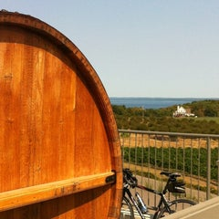 Photo taken at Chateau Chantal Winery Inn by Carrie H. on 9/2/2012