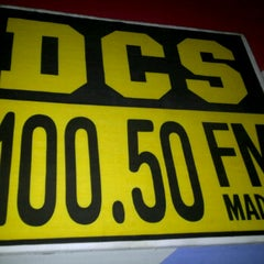 Photo taken at Radio DCS FM by Ukky R. on 3/27/2012
