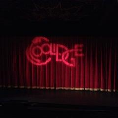 Photo taken at Coolidge Corner Theatre by Katrina F. on 5/14/2012