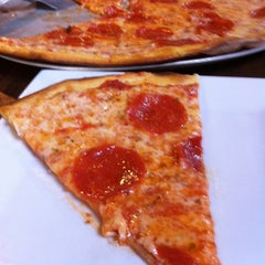 Photo taken at Bagby Pizza Co. by David W. on 4/10/2011