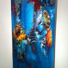 Photo taken at Motyka Fine Arts by Jasper V. on 10/1/2011