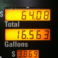 Photo taken at Sunoco by Red B. on 4/22/2012