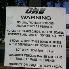 Photo taken at Department of Motor Vehicles by Chris B. on 11/17/2011
