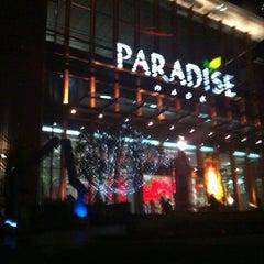 Photo taken at Paradise Park (พาราไดซ์ พาร์ค) by Jin J. on 12/11/2011