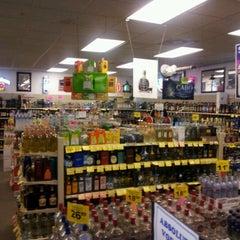 Photo taken at Stockbridge Bottle Shoppe by Derrick J on 1/20/2012