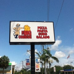 Photo taken at The Big Cheese of Miami by Todd on 8/28/2012