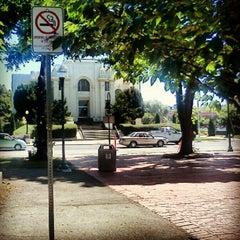 Photo taken at Alex Giualini Plaza by Alex H. on 6/11/2012