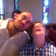 Photo taken at Mt. Tamalpais United Methodist Church by Julia D. on 4/28/2012