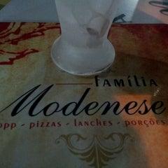 Photo taken at Família Modenese by Fernando B. on 5/23/2012