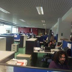 Photo taken at Engineering, Rome by frankkie on 5/7/2012