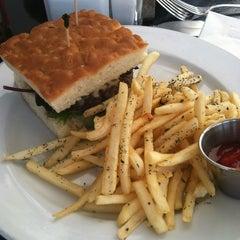 Photo taken at Cafe Midi by Blake C. on 3/10/2012