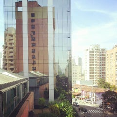 Photo taken at Pestana São Paulo Hotel by Irving E. on 7/23/2012