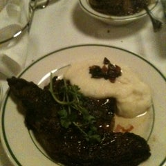 Photo taken at Majors Steak House by Ron C. on 2/9/2012