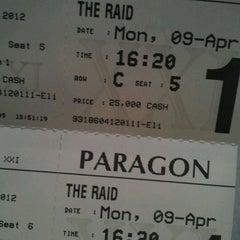 Photo taken at Paragon XXI by rizky a. on 4/9/2012