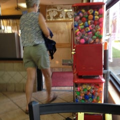 Photo taken at Franks Pizza by Michael G. on 7/1/2012