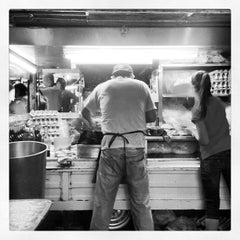 Photo taken at Pasar Malam Taman Connaught 康乐 by Benjamin T. on 5/23/2012