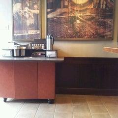 Photo taken at Starbucks by chris m. on 7/10/2012