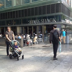 Photo taken at Shake Shack by Zulu & S. on 6/6/2012