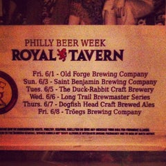 Photo taken at Royal Tavern by Shaun C. on 5/14/2012