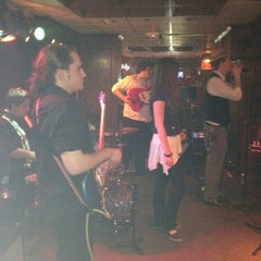 Photo taken at Tanqueray's Bar & Grille by Monica B. on 4/1/2012