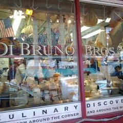 Photo taken at Di Bruno Bros. by M Isadore S. on 3/24/2012