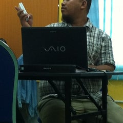 Photo taken at GIATMARA Kota Raja by Qamarul Ashraf K. on 3/19/2012