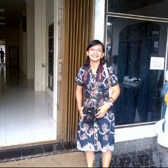 Photo taken at Gereja Katolik St. Mikael Gombong by Lusiana E. on 4/15/2012