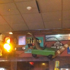 Photo taken at TGI Fridays by Jarred M. on 3/28/2012