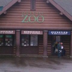 Photo taken at Oregon Zoo by Brandon A. on 2/25/2012
