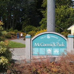 Photo taken at McCormick Park by Vic S. on 8/9/2012