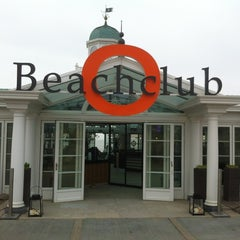 Photo taken at Beachclub O. by EJaap on 3/17/2012
