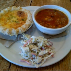 Photo taken at Shuswap Pie Company by Allison G. on 8/31/2012
