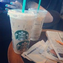 Photo taken at Starbucks by Michael T. on 8/18/2012