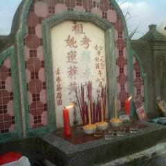 Photo taken at Tempat pemakaman marga LIM by Chelynn L. on 3/24/2012