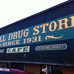 Photo taken at Wall Drug by Greg A. on 6/13/2012